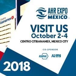 AHR Expo-México logo