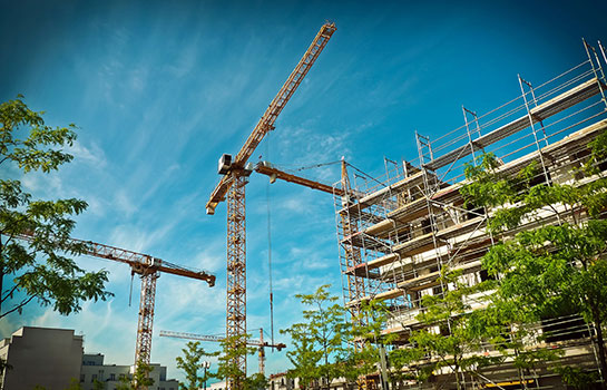 Buildings under construction can receive LEEDS credits by installing Gasmaster boiler units.
