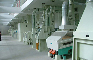 Industrial applications can require hot water when cleaning sensitive equipment.