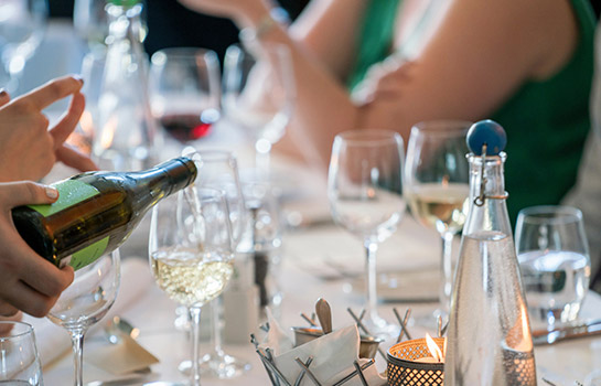 Keeping customers comfortable and the silverware clean is some of the first steps of keeping a restaurant busy.