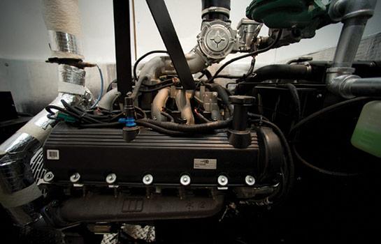 Gasmaster Custom Mobile Boiler Unit Propane Generator