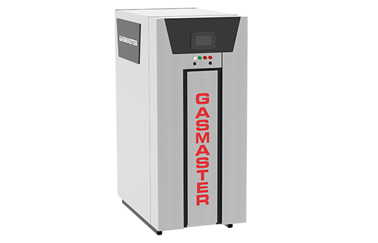 Gasmaster NX Series NX 3000 3M BTU high-efficiency condensing boiler.