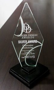 Dealer Design Award 2008 Silver Winner