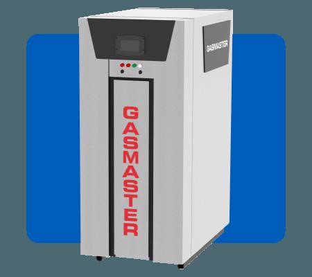 Gasmaster NX Series NX 3000 3M BTU high-efficiency condensing boiler.